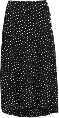 Intermix Casey Polka Dot Skirt
