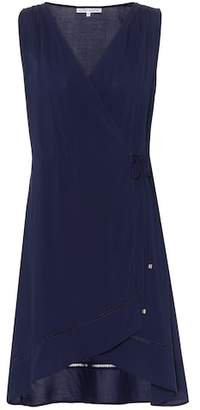 Heidi Klein Anacapri voile wrap dress