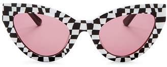 McQ Women's Cat Eye Sunglasses, 50mm