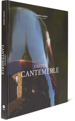 Abrams Château Cantemerle Hardcover Book