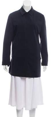 Prada Collared Zip-Up Jacket
