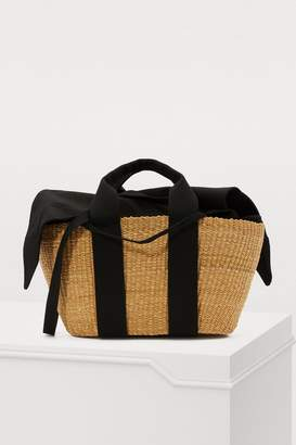 Muun George tote bag with pouch