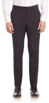 Pt01 Classic Wool Blend Trousers