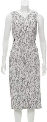Jonathan Simkhai Textured Midi Dress