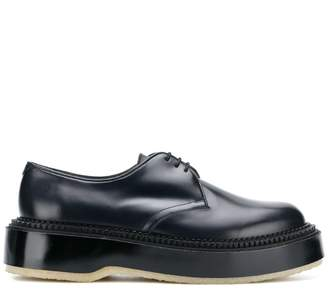 Undercover platform oxford shoes