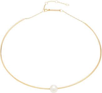 Chicco Zoe 14K White Pearl Wire Choker