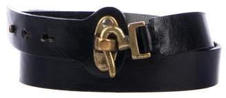 See by Chloe Leather Waist Belt