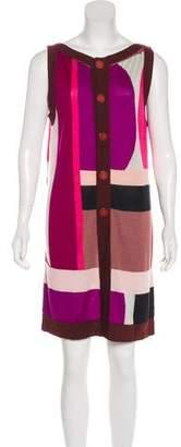 Missoni Cashmere Mini Dress
