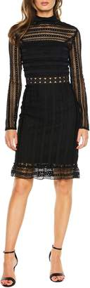 Bardot Vivian Splice Dress