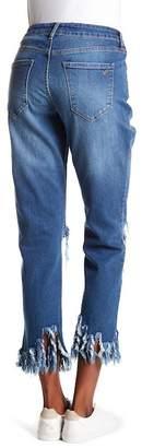 William Rast Skinny Ankle Denim Jean Jr.