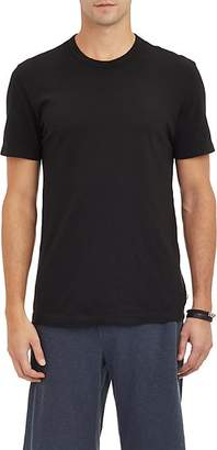 James Perse Men's Jersey Crewneck T-Shirt - Black