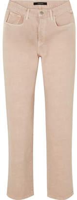 J Brand Wynne High-rise Straight-leg Jeans