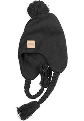 Urban Classic Men's Pompom Knit Beanie