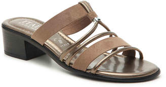Italian Shoemakers Multi-Strap Sandal - Women's