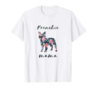 Frenchie Mom Shirt Gift For Women