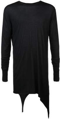Army Of Me asymmetric slim-fit T-shirt