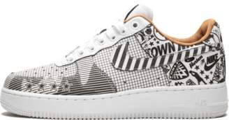 Nike Force 1 PRM NYC 'Nike Soho' - White/Laser