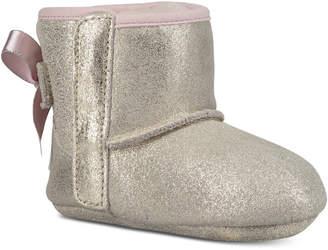 UGG Infant Jess Bow Ii Metallic Booties