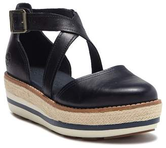 Timberland Emerson Point Closed Toe Platform Sandal