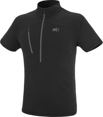 Millet Elevation Zip Short-Sleeve Shirt - Men's
