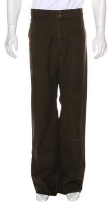John Varvatos Corduroy Straight-Leg Pants