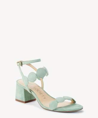 Sole Society Shea Strappy Heeled Sandal