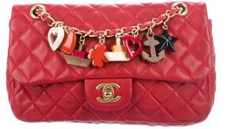Chanel Medium Marine Charms Single Flap Bag