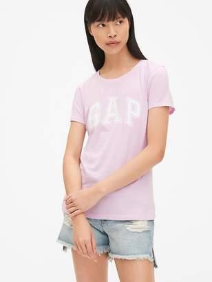 Gap Vintage Wash Logo Crewneck T-Shirt