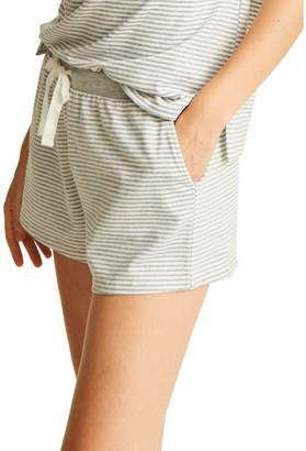 Natural Skin Marin Striped Pyjama Shorts