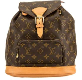 Louis Vuitton Monogram Montsouris MM Backpack (3925029)