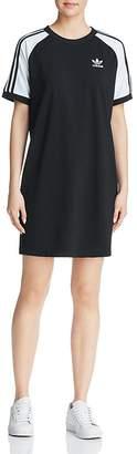 adidas Color-Block Tee Dress