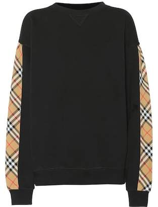 Burberry Vintage Check sweatshirt