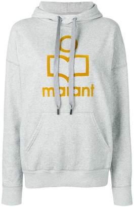 Etoile Isabel Marant Marant logo hoodie