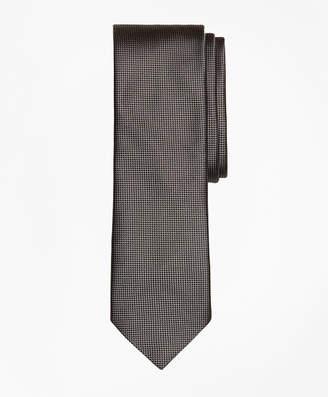 Brooks Brothers Textured Silk Jacquard Slim Tie