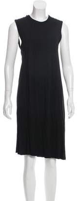 Alexander Wang Surplice Accented Sleeveless Dress
