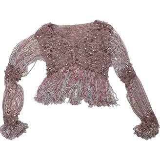 Azzaro Loris Pink Top for Women Vintage
