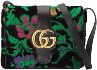 Gucci Arli floral medium shoulder bag