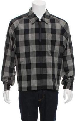 Lanvin Semi-Sheer Lightweight Jacket w/ Tags