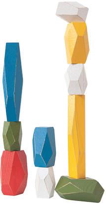 Areaware Balancing Blocks Set - Multi-Coloured