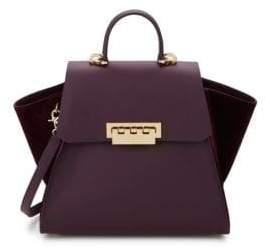 Zac Posen Eartha Classic Top Handle Bag
