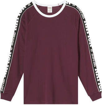 Victoria's Secret Victorias Secret Campus Long Sleeve Tee