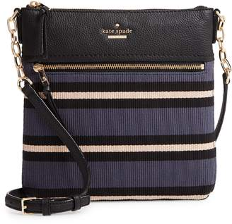 Kate Spade Jackson Street - Melisse Fabric Crossbody Bag