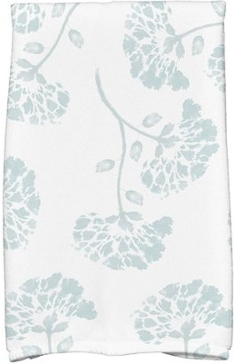 """Simply Daisy 16"""" x 25"""" April Floral Print Hand Towels"""