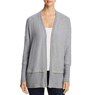 Three Dots Women's [Brushed Sweater] [Loose] + [Mid] + [Cardigan]