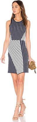 Parker Diedra Knit Dress in Black $368 thestylecure.com