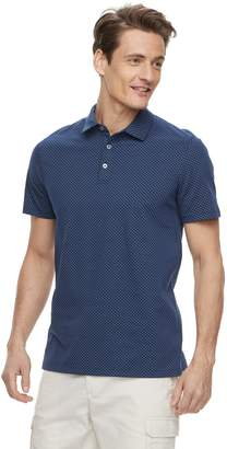 Apt. 9 Men's Soft Touch Printed Polo