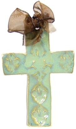Kimberly Lang Hurricane-Cross Medium-Texture Turquoise