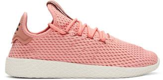 adidas x Pharrell Williams Pink Tennis Hu Sneakers