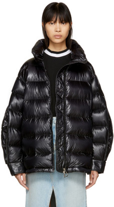 Moncler Black Down Ottawa Jacket