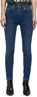 Anine Bing High Waist Skinny Jeans